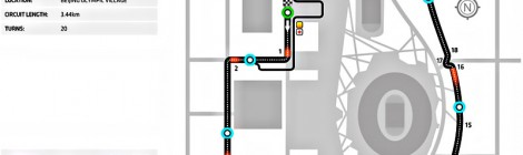 Round1 北京GP レースデータ
