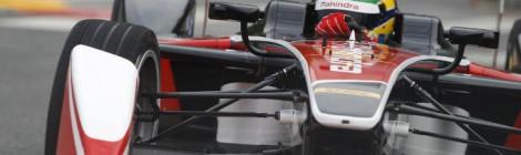 北京GPフリー走行2回目終了、トップはセナ、2台のマシンがクラッシュ