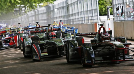 ROUND11 ロンドンePrix レースデータ