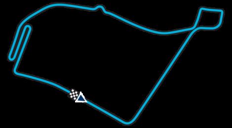 ROUND9 モスクワePrix レースデータ