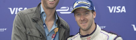 サムバードはビザ・ロンドンePrixにてファステストトロフィーを勝ち取りました!
