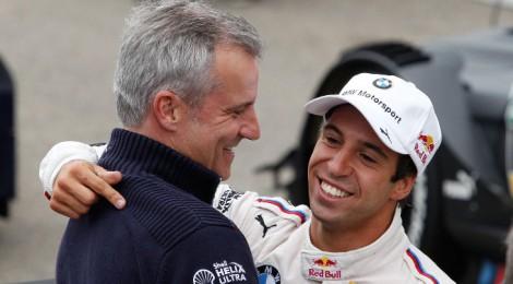 ダ・コスタ、DTMにて初勝利を挙げる