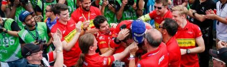 ディ・グラッシ:「本当にタフなレースだった」