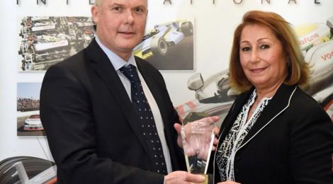 フォーミュラEがレース・テック・ワールド・モータースポーツ・シンポジウムで受賞!