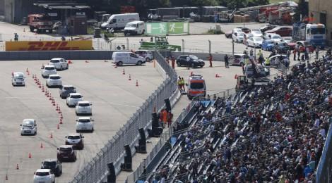 DHLベルリンePrixで世界記録に正式認定