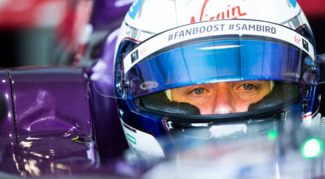 バード、ブエノスアイレスで初ポールポジションを獲得