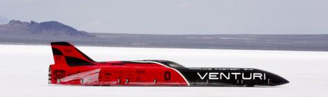 ヴェンチュリー・オートモービルが世界新記録への挑戦を発表
