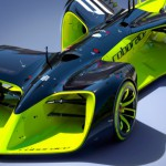 ロボレース用マシンデザインを公開