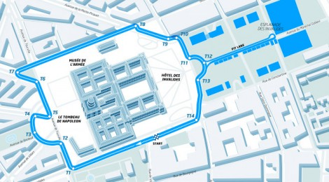 ROUND7 パリePrix レースデータ