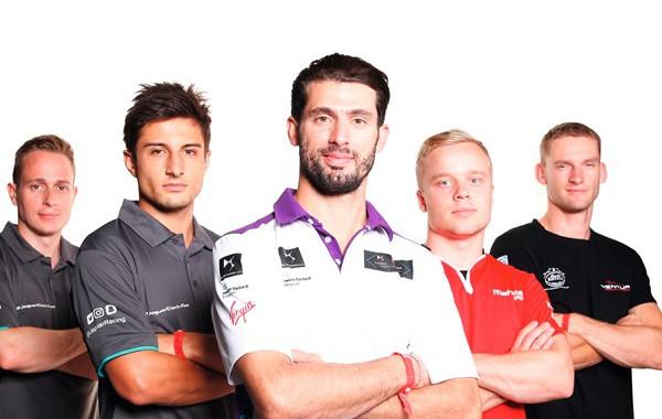 シーズン3に向けて5人のドライバーが新規参戦