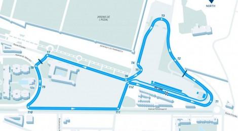 ROUND2 マラッカ EPRIX レースデータ
