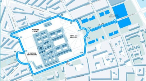 ROUND6 パリ EPRIX レースデータ