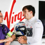 リン:レギュラーとしてここでレースをしたい
