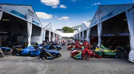 2017年度参戦ドライバー最新版