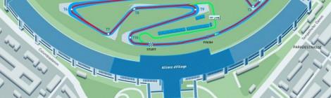 ROUND9 ベルリン EPRIX レースデータ