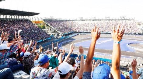 2019メキシコシティE-Prixチケット販売開始