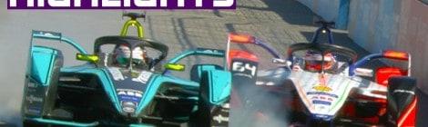 フォーミュラE 第3戦 チリ・サンティアゴE-Prix 決勝ハイライト