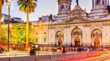 シティ・ガイド: ようこそサンティアゴへ