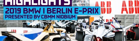 フォーミュラE 第10戦 ベルリン EPRIX 決勝ハイライト