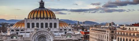 シティ・ガイド:ようこそメキシコシティへ
