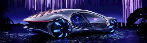 メルセデスの最新コンセプトマシン 有機電池を使用