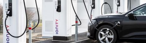 IONITYが欧州での充電ネットワークを拡張